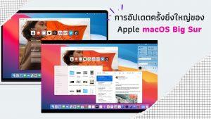 การอัปเดตครั้งยิ่งใหญ่ของ Apple